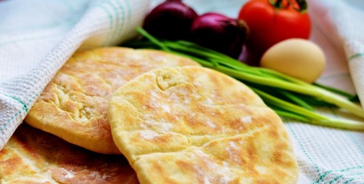 BAZLAMA (turecka pita)